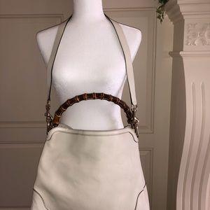 Gucci Hobo Bag With Bamboo Handle